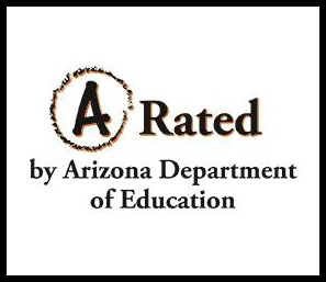 "Sonoran Foothills is an ""A"" Rated School!"