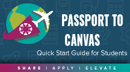Passport to Canvas Course Image