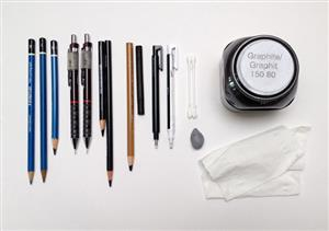 A sample of Drawing Tools