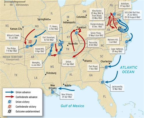 Sercl, Kelsey / Civil War Maps on