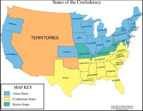 Sercl, Kelsey / Civil War Maps