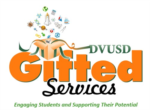 District Gifted Logo