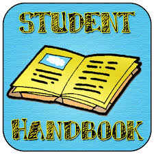 Click here to see the Student Handbook.