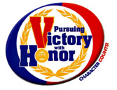 Pursuing Victory with Honor Logo