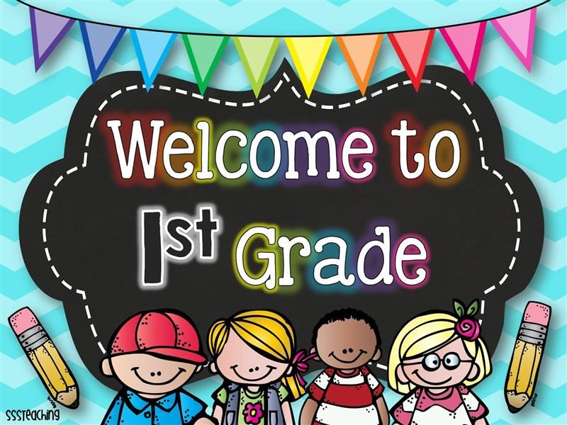 Welcome to !st Grade