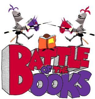 Battle of the Books has begun