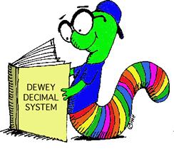 Dewey Decimal worm