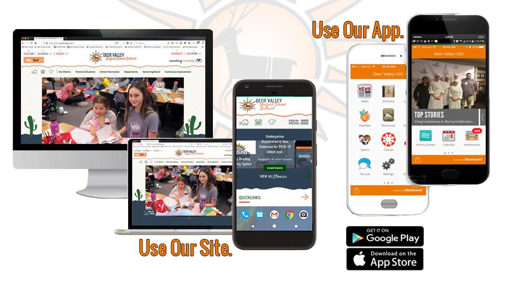Diamond Canyon School / Homepage