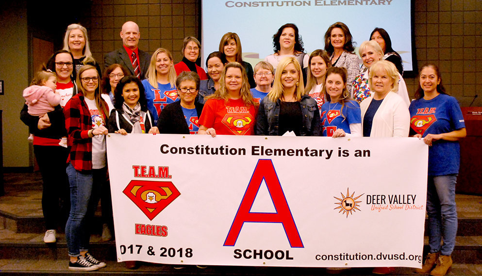 Constitution Elementary / Homepage