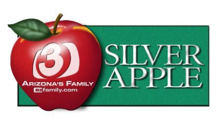 3TV silver apple award