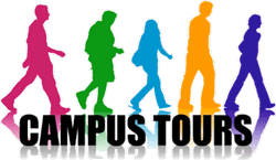 Campus Tours are available.