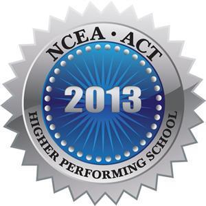 NCEA Higher Performing School Award
