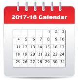 Calendars / 2017-18 Calendar