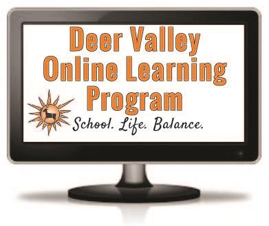 DV Online Learning Program
