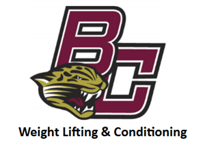 Boulder Creek Summer Weight Lifting & Conditioning
